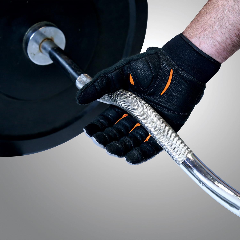 Workout Gloves Full Finger: Bionic Cross Training Fitness Gloves //Full-Finger (Small