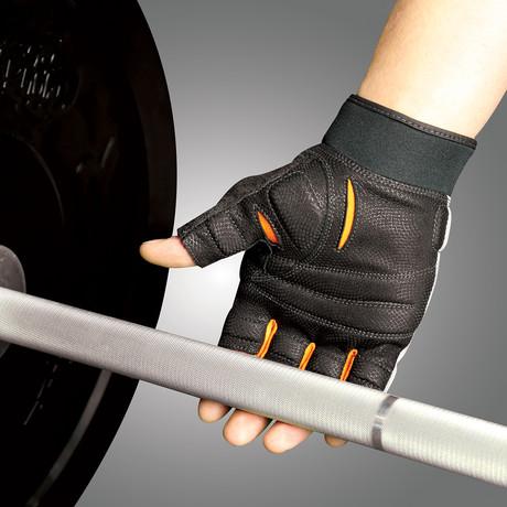 Bionic Cross Training Fitness Gloves // Fingerless