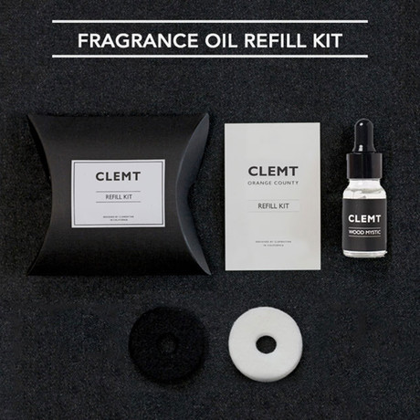 CLEMT Refill Kit // Wood Mystic