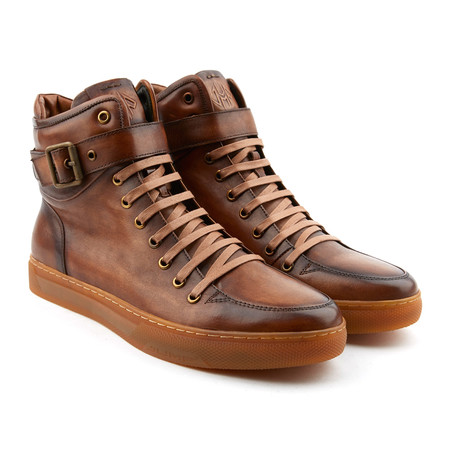 Sullivan High-Top Sneaker // Tan (US: 7)
