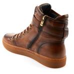 Sullivan High-Top Sneaker // Tan (US: 8.5)