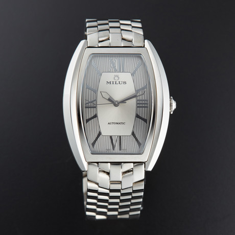 Milus Agenios Automatic // AGE-SM02 // Pre-Owned