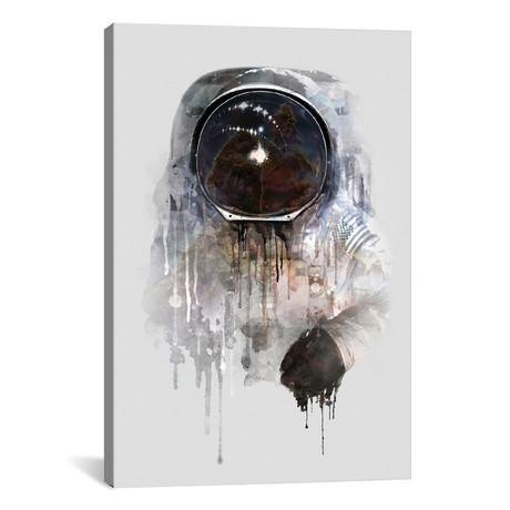 """Astronaut I (26""""W x 18""""H x 0.75""""D)"""