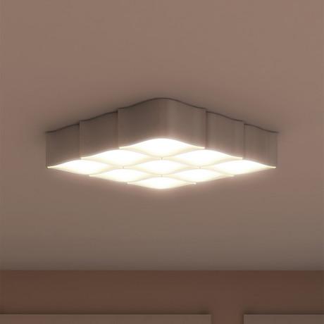 Asellus // Diamond Ceiling Fixture