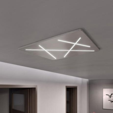 Tureis // Square Ceiling Fixture