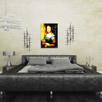 Mona Lisa Ageless Charm (Acrylic // Glossy Finish)