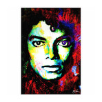 Michael Jackson Study (Acrylic // Glossy Finish)