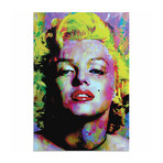 Marilyn Monroe Relinquished Beauty (Acrylic // Glossy Finish)