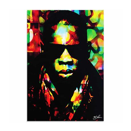 Jay Z Color of a CEO (Acrylic // Glossy Finish)