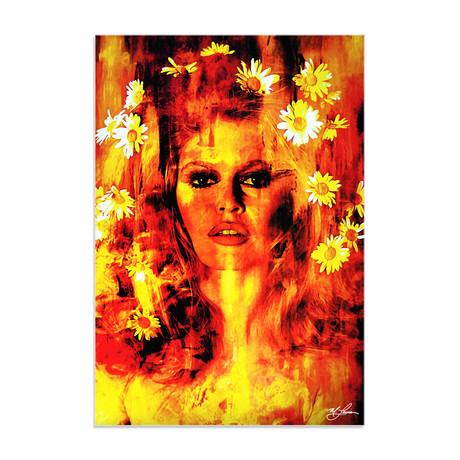 Bridget Bardot Life Captured (Acrylic // Glossy Finish)