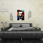 Abraham Lincoln Knowing Lincoln (Acrylic // Glossy Finish)