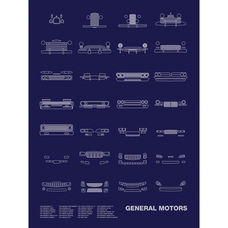 General Motors Nomo Designs Touch Of Modern