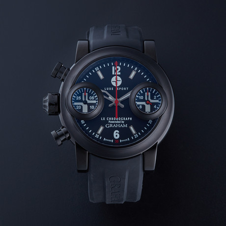 Graham Swordfish Chronograph Automatic // 2.SWAB.B34L.K06 // Store Display