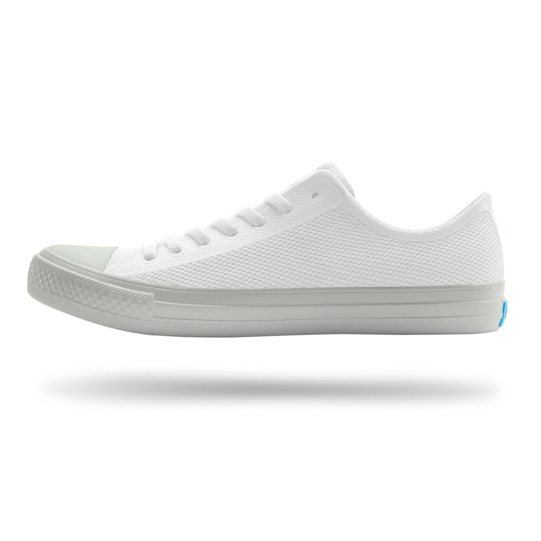 55e944950f7 The Phillips 3D Mesh Sneaker    Yeti White + Side Walk Grey (US  13 ...