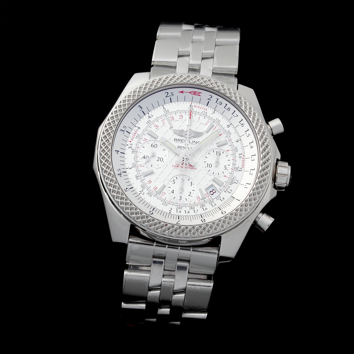 Breitling Bentley Chronograph Automatic // AB0612 // TM044
