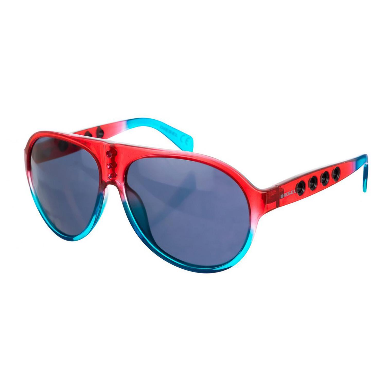 blue designer sunglasses  Diesel Sunglasses // Jessie // Red + Blue - Designer Sunglasses ...