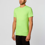 Outer Styles // Walkway Tee // Electric Green (M)