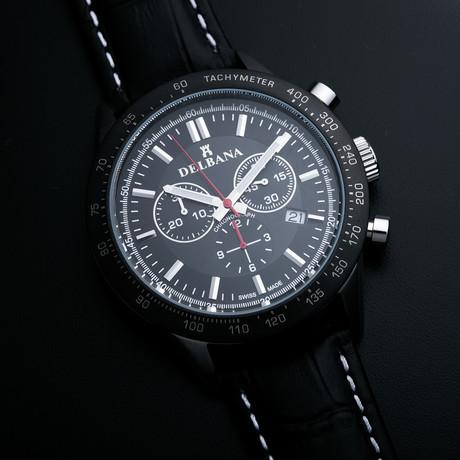 Delbana Monza Chronograph Quartz // 54601.584.6.031