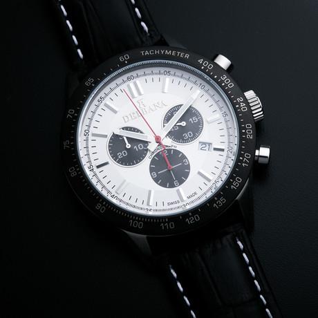 Delbana Monza Chronograph Quartz // 54601.584.6.061