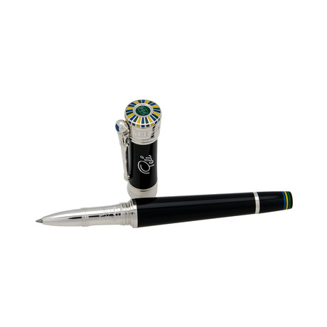 Montegrappa Pelé Icons Rollerball Pen // Limited Edition