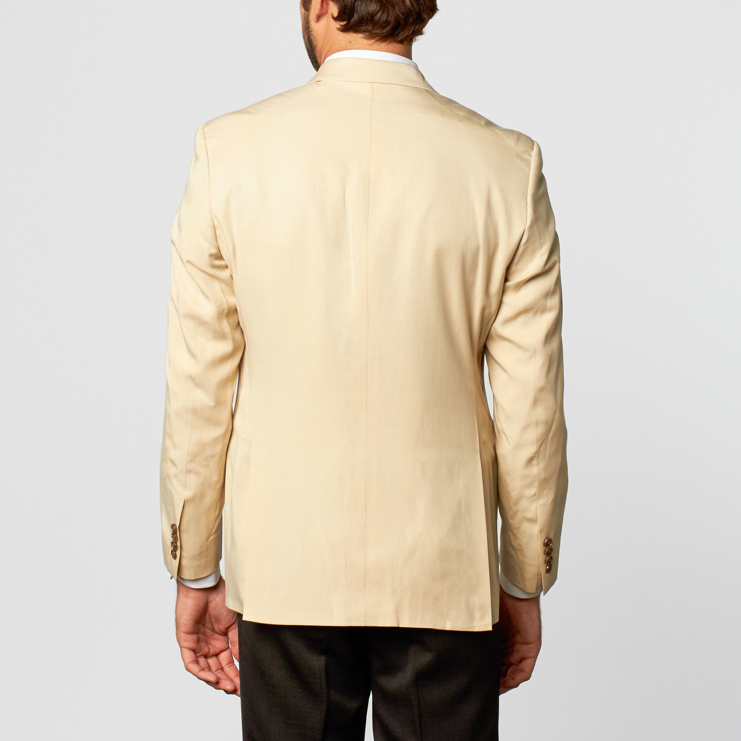 Modern Sport Coat // Off White (US: 52R) - Clearance: Suiting   ...