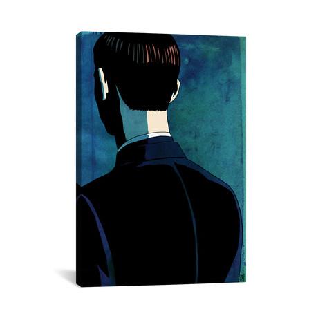 """Reverse Portrait (26""""W x 18""""H x 0.75""""D)"""