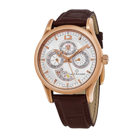 Carl F. Bucherer Manero Perpetual Calendar Automatic // 00.10902.03.16.01 // New