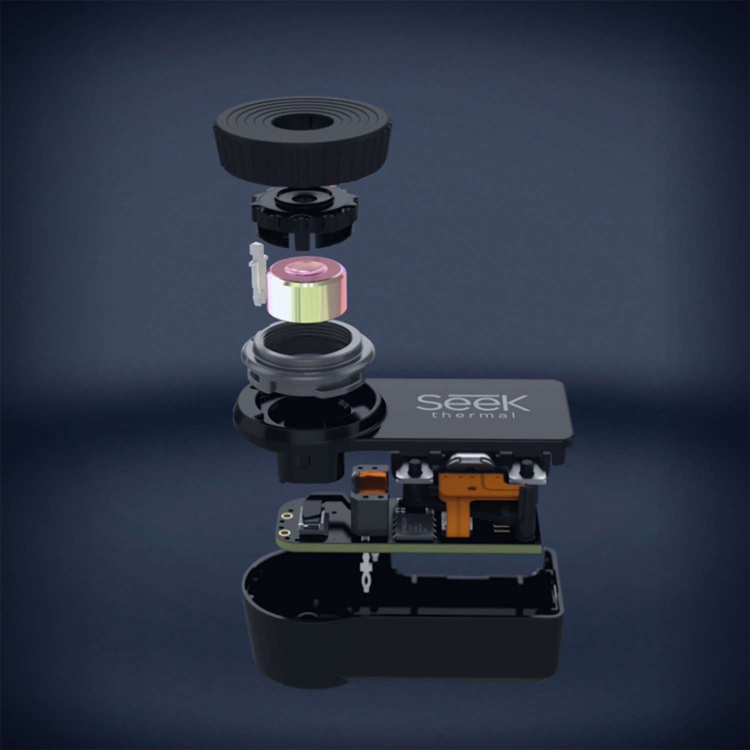 Compact xtra range ios seek thermal touch of modern for What is touchofmodern