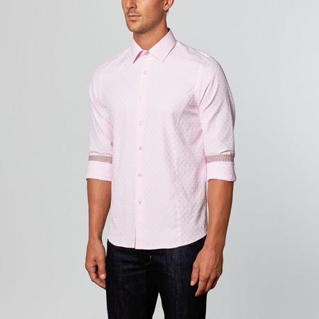 Madrid Dress Shirt // Pink