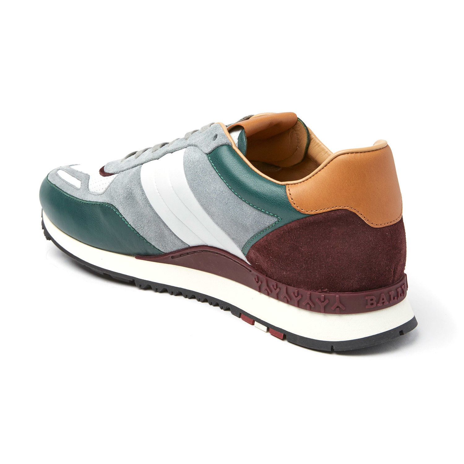 BALLY - Exquisite Swiss-Designed Footwear - Touch of Modern