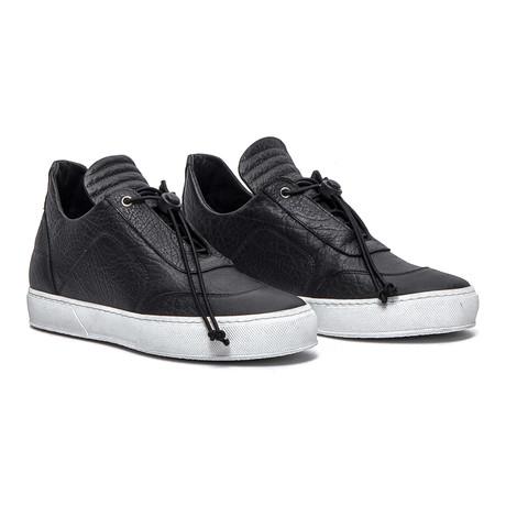 YLATI // Apollo Low-Top Sneaker // Grey (Euro: 43)