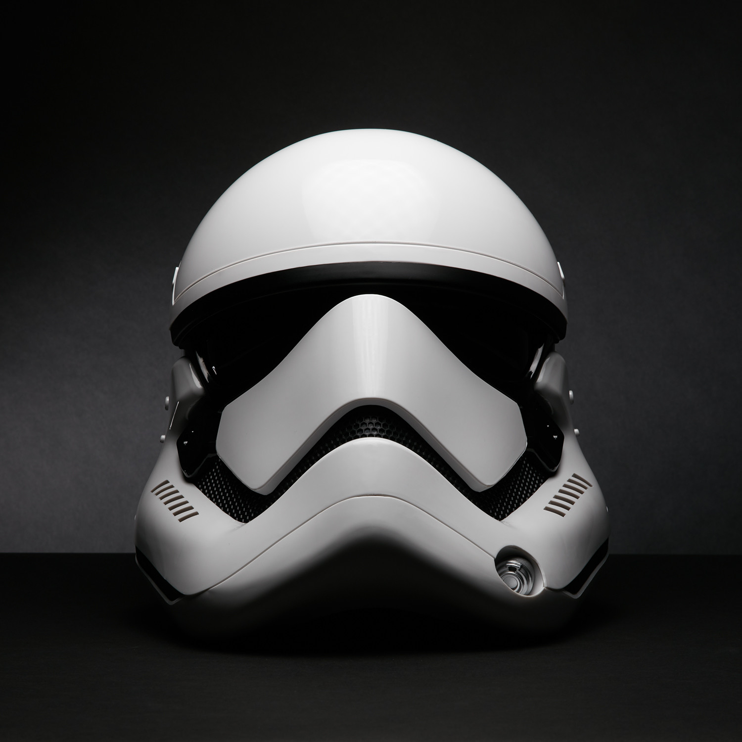Anovos stormtrooper helmet anovos touch of modern for What is touchofmodern