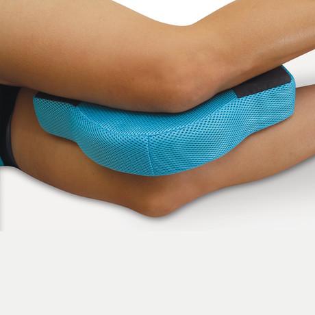 Arctic Sleep Cool-Gel Memory Foam Knee Support Pil...