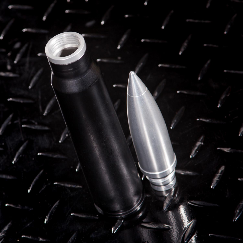 A-10 Thunderbolt II Warthog // Collectors Flask - Real ... |A10 Warthog Bullet