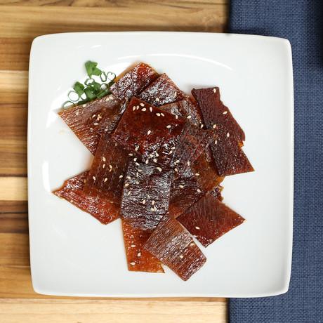Tuna Jerky // Teriyaki // Set of 3