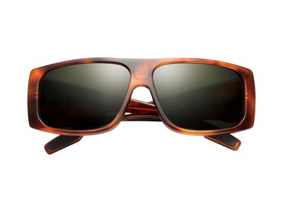 Touch Of Modern - IVI Visionary Sunglasses Jiving // Classic Tortoise + Green-Grey Photo