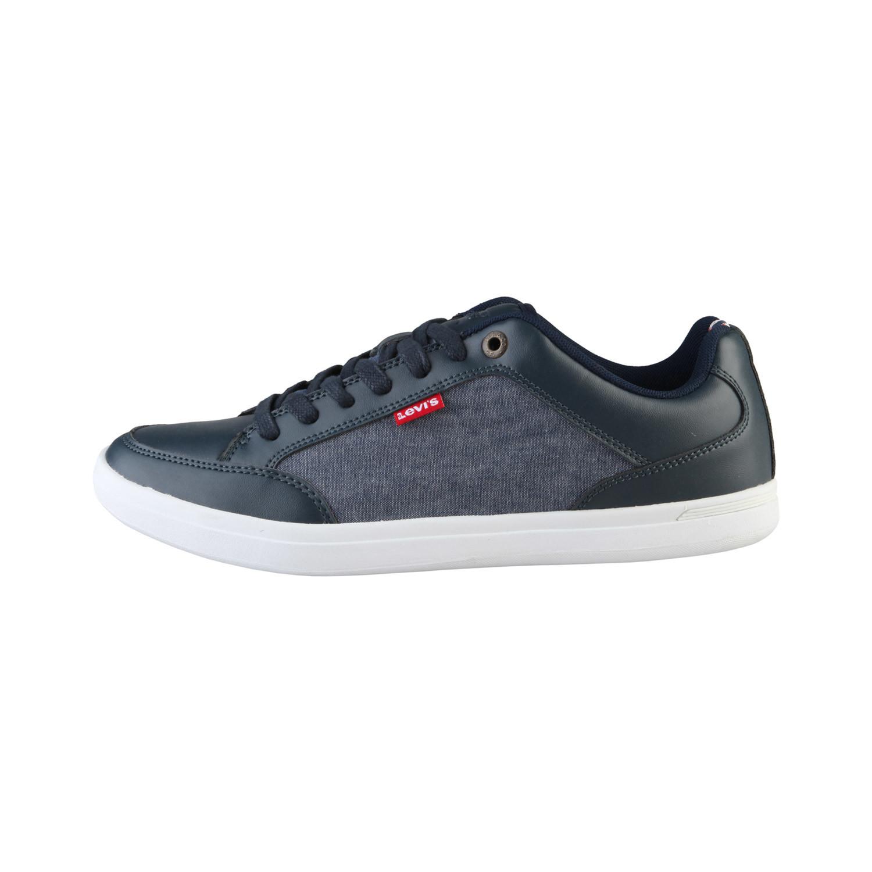Levis // Jacob Low-Top Sneaker // Navy (Euro: 46)