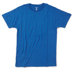 Basic Outfitters // Crewneck Tee // Blue (S)