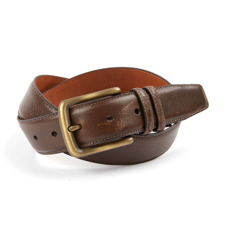 Hendrix Belt // Brown