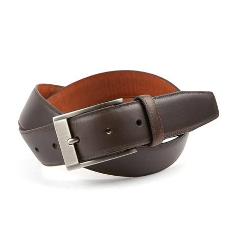 Philip Dress Belt // Brown (32)
