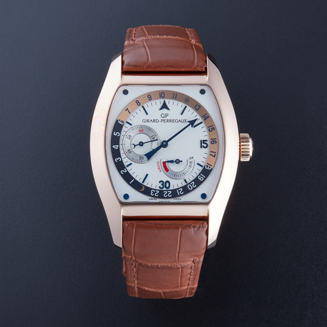 Girard Perregaux Richeville Day Night Automatic // 27610-52-151-BACA // Store Display