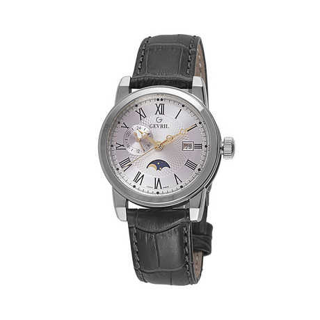 Gevril cortland quartz 2529 gevril watches touch of modern for Gevril watches