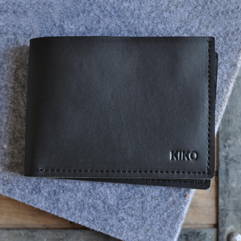 Sleek Bifold Wallet Kiko Leather Touch Of Modern