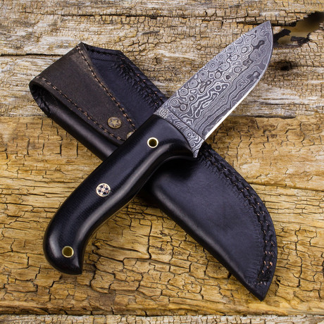 Holman Damascus Hunter