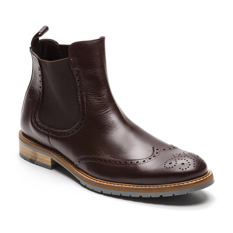 55f86a938ba818 Akira Ankle Boot    Brown (Euro  45) - Nordic Baltic Trade - Fashion ...