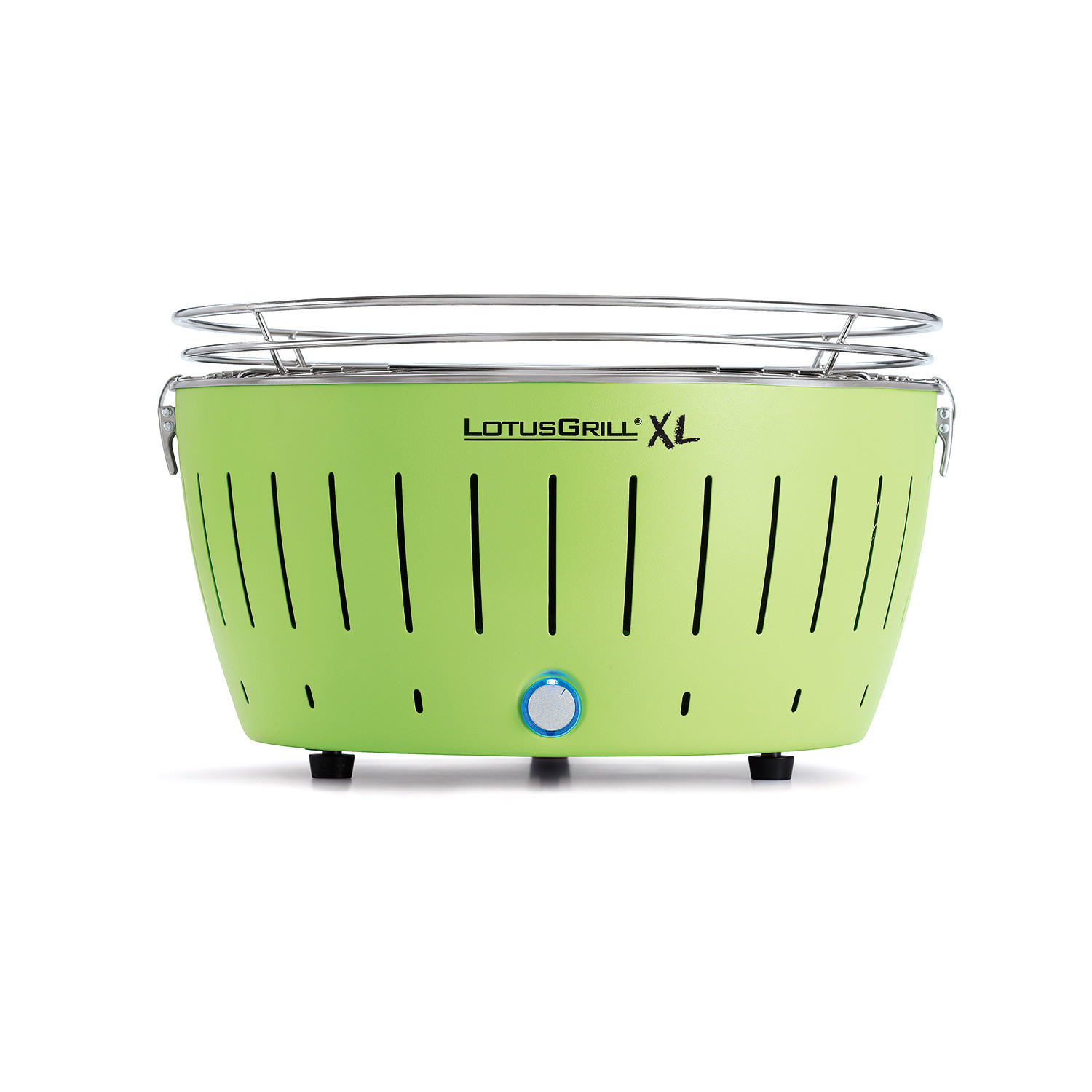 lotusgrill lime green xl lotus grill touch of modern. Black Bedroom Furniture Sets. Home Design Ideas