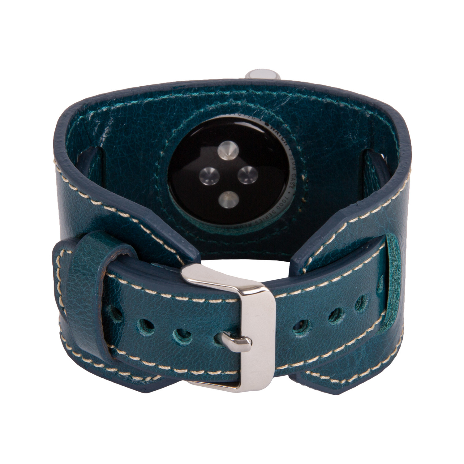 Apple Watch Strap // Wide Band // Blue (42mm)