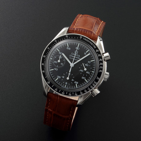 Omega Speedmaster Chronograph Automatic // 35395 // TM064 // c.1990's // Pre-Owned