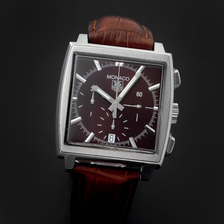 Tag Heuer Chronograph Automatic // CW21 // TM053 // c.2000's // Pre-Owned