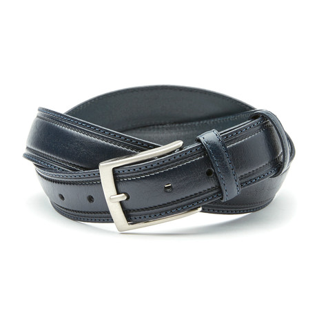 Byron Belt // Blue